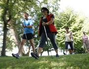 Nordic Walking, Urlaub in Wasserburg am Bodensee