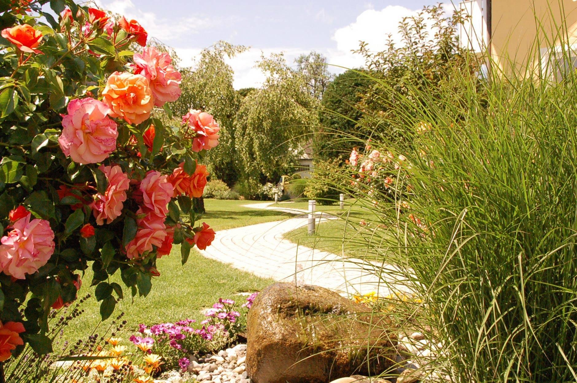 Garten   Ferienwohnungen Zürn, Wasserburg Bodensee